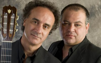 Süditalienische Klänge: REAL DUO (Mandoline & Gitarre) aus Italien