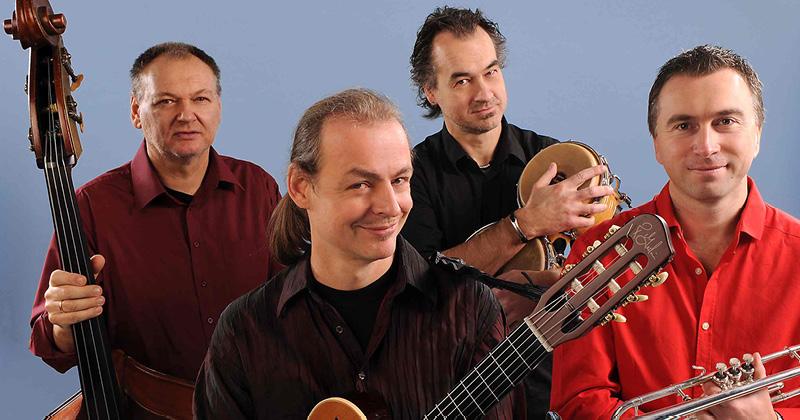 Tropical Turn Quartett: Latin Jazz – Sommer, Sonne & Samba / Open Air