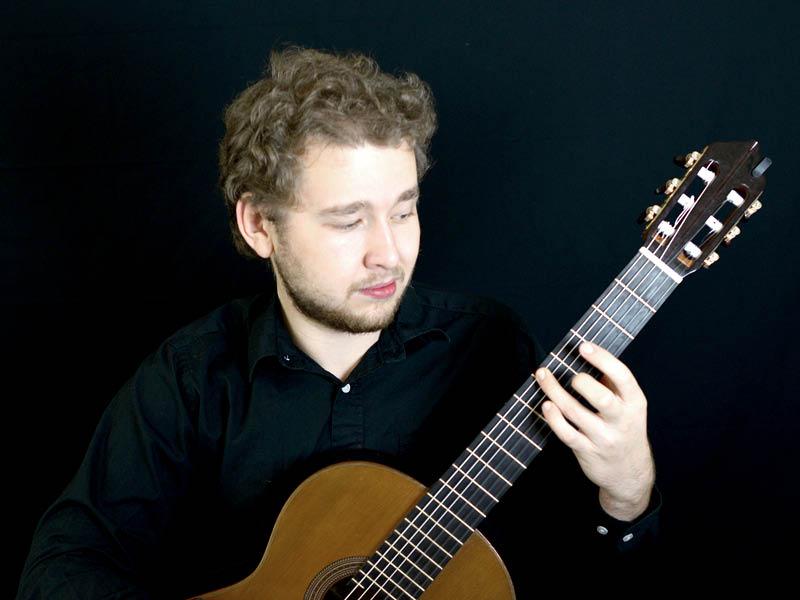 12 Etüden von Buck Wolters – Igor Klokov / Gitarre Solo