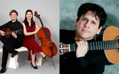 Saitenklang Matinee: Duo Giussani, Carlos Navarro & Gitarren-Ensemble der TU Dortmund
