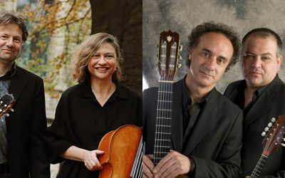 Klänge des Südens: Duo Casals & REAL DUO (Mandoline & Gitarre) aus Italien