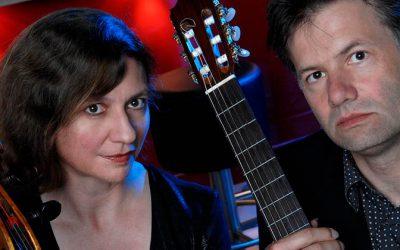 Duo Casals: Spanische & südamerikanische Musikperlen