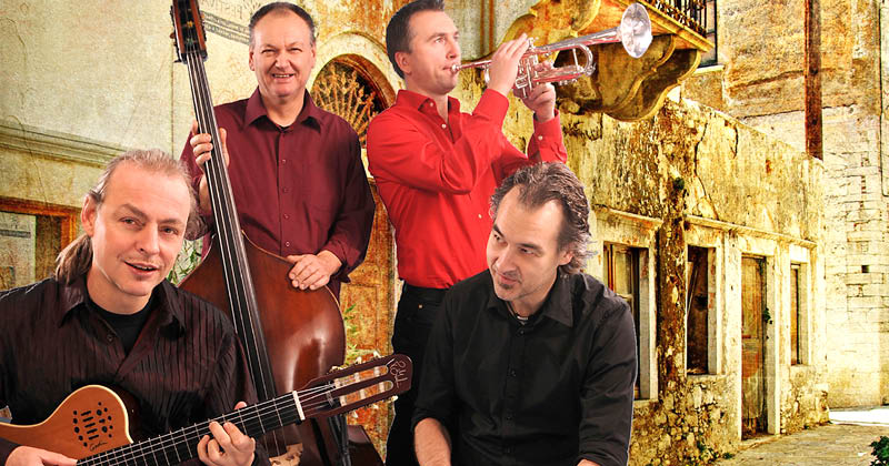 Tropical Turn Quartett: Latin Jazz – Sommer, Sonne & Samba / Open Air
