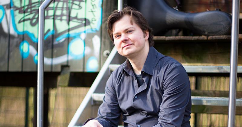 Hartmut Mentz spielt Gitarrenmusik des 21. Jahrhunderts